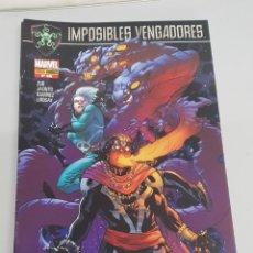 Cómics: IMPOSIBLES VENGADORES Nº 56 / MARVEL PANINI. Lote 141702090