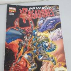 Cómics: IMPOSIBLES VENGADORES Nº 52 / MARVEL PANINI. Lote 141702266