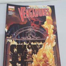 Cómics: IMPOSIBLES VENGADORES Nº 50 / MARVEL PANINI. Lote 141702398