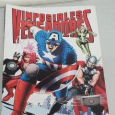 Cómics: IMPOSIBLES VENGADORES Nº 4 / MARVEL NOW PANINI. Lote 141702654