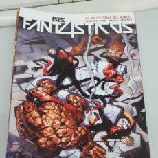 Comics: LOS 4 FANTASTICOS VOL 7 Nº 78 / MARVEL PANINI. Lote 142028498