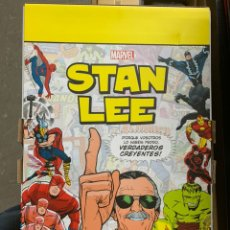 Cómics: STAN LEE TREASURY EDITION PANINI COMICS. Lote 142058456