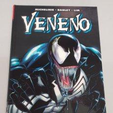 Cómics: VENENO - PROTECTOR LETAL / DAVID MICHELINIE / MARVEL PANINI COMICS. Lote 142071430