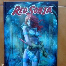 Cómics: RED SONJA VOLUMEN 1 : A MUNDOS DE DISTANCIA ¡ TOMO 176 PAGINAS ! PLANETA COMIC. Lote 142359830