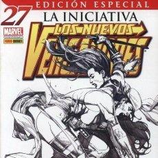 LOS NUEVOS VENGADORES --- #27 DE 61 --- PANINI 2006 --- PEDIDO MÍNIMO 10€ --- EST7/BOX1