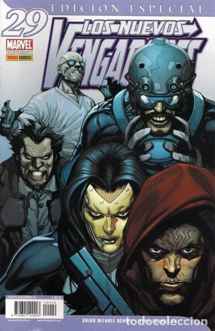 LOS NUEVOS VENGADORES --- #29 DE 61 --- PANINI 2006 --- PEDIDO MÍNIMO 10€ --- EST7/BOX1 (Tebeos y Comics - Panini - Marvel Comic)