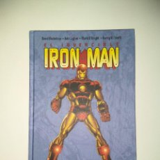 Cómics: BEST OF MARVEL ESSENTIALS: IRON MAN - LA GUERRA DE LAS ARMADURAS - PANINI. Lote 142788274
