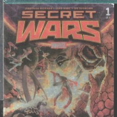 Cómics: TEBEOS-COMICS CANDY - SECRET WARS - 1 - PANINI PORTADA METALICA - RARO - *XX99. Lote 142830894