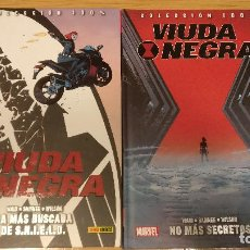Cómics: VIUDA NEGRA (COMPLETA), DE PANINI COMICS (MARK WAID & CHRIS SAMNEE). Lote 142859082