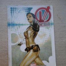 Cómics: VENGADORES SECRETOS Nº 35 MARVEL NOW PANINI 2013. Lote 143023022