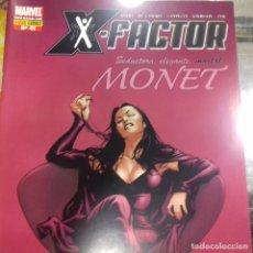 Cómics: X-FACTOR AÑO 4 NÚMERO 41 MONET SE PONE SEXY. ¿QUE ES CORTEX?. Lote 143320646