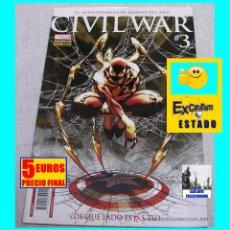 Cómics: CIVIL WAR 3 ( SPIDERMAN ) - MARVEL PANINI COMICS - 2007 - EXCELENTE - PEDIDO MINIMO 10 EUROS. Lote 143842126
