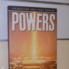 Cómics: POWERS COSMICO COLECCION 100% CULT COMICS - PANINI OFERTA (ANTES 19,95 €). Lote 144031134