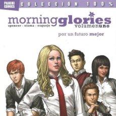 Cómics: MORNING GLORIES. PANINI. 3 TOMOS RUSTICA.. Lote 144092946