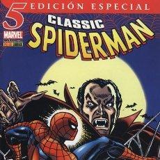 Cómics: CLASSIC SPIDERMAN SPIDERMAN DRACULA Y SAN-CHI. Lote 144587586