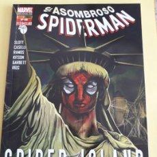 Cómics: EL ASOMBROSO SPIDERMAN N-65 DIFICIL Y MUY BUEN ESTADO. Lote 152888002