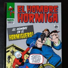Cómics: EL HOMBRE HORMIGA: EL HOMBRE EN EL HORMIGUERO - OMNIGOLD - JACK KIRBY - MARVEL GOLD, INTEGRAL PANINI. Lote 144829022