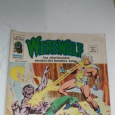 Cómics: WEREWOLF. MARVEL COMICS GROUP. V2 Nº 19. VERTICE. 1976 BARCELONA. Lote 145038038