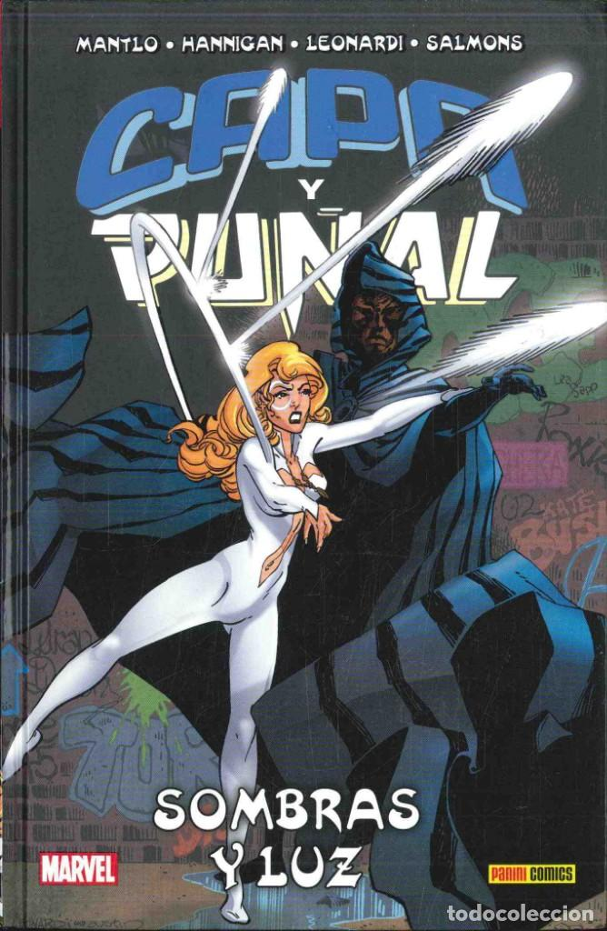 CAPA Y PUÑAL : SOMBRAS Y LUZ (Tebeos y Comics - Panini - Marvel Comic)