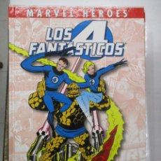 Cómics: MARVEL HEROES - LOS 4 FANTASTICOS - VUELTA A LOS ORIGENES - PANINI COMICS - MARVEL. Lote 145733198