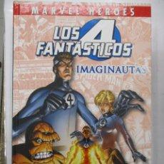 Cómics: MARVEL HEROES - LOS 4 FANTASTICOS - IMAGINAUTAS - PANINI COMICS - MARVEL. Lote 145733302