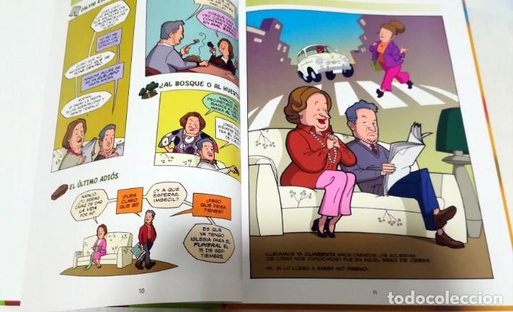 Cómics: ESCENAS DE MATRIMONIO - LOTE 2 COMICS - BASADOS EN LA SERIE DE TV - Foto 5 - 145865382