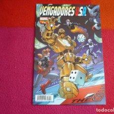 Cómics: VENGADORES USA Nº 3 ( EWING ) ¡MUY BUEN ESTADO! MARVEL PANINI U.S.A.. Lote 146256442