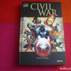Cómics: CIVIL WAR COMPLETA ( MARK MILLAR MCNIVEN) ¡BUEN ESTADO! TAPA DURA MARVEL DELUXE PANINI. Lote 146494518