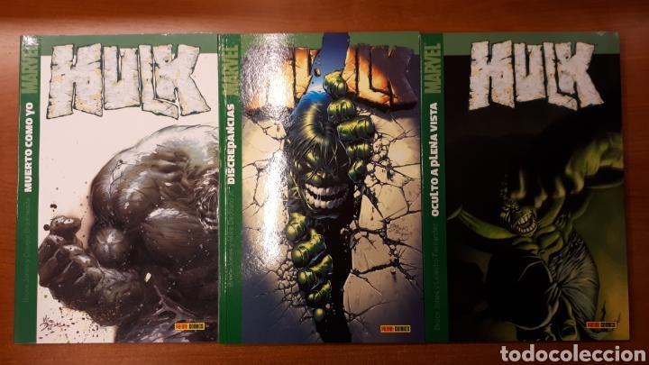 HULK VOL I 1 AL 12, COMPLETA (Tebeos y Comics - Panini - Marvel Comic)