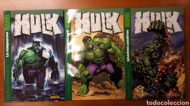 Cómics: Hulk vol I 1 al 12, completa - Foto 2 - 146672670