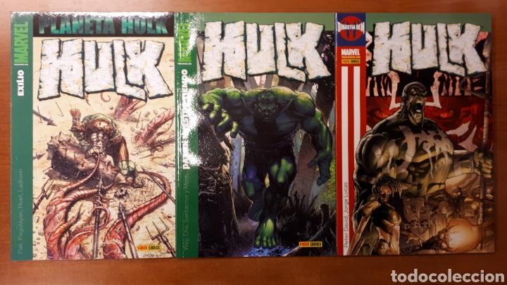 Cómics: Hulk vol I 1 al 12, completa - Foto 3 - 146672670