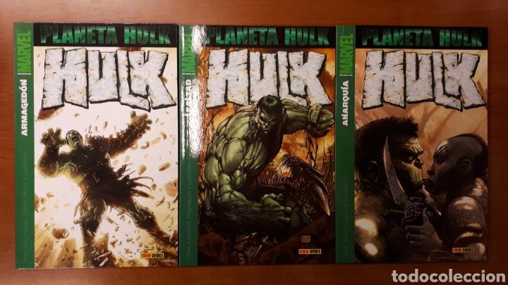 Cómics: Hulk vol I 1 al 12, completa - Foto 4 - 146672670