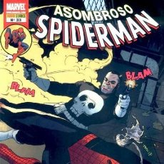Cómics: SPIDERMAN VOL. 2 Nº 33 ASOMBROSO SPIDERMAN - PANINI - IMPECABLE. Lote 146699534