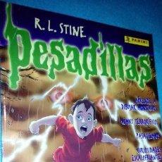 Cómics: PESADILLAS.R.L. STINE. PANINI 2002. Lote 146701090
