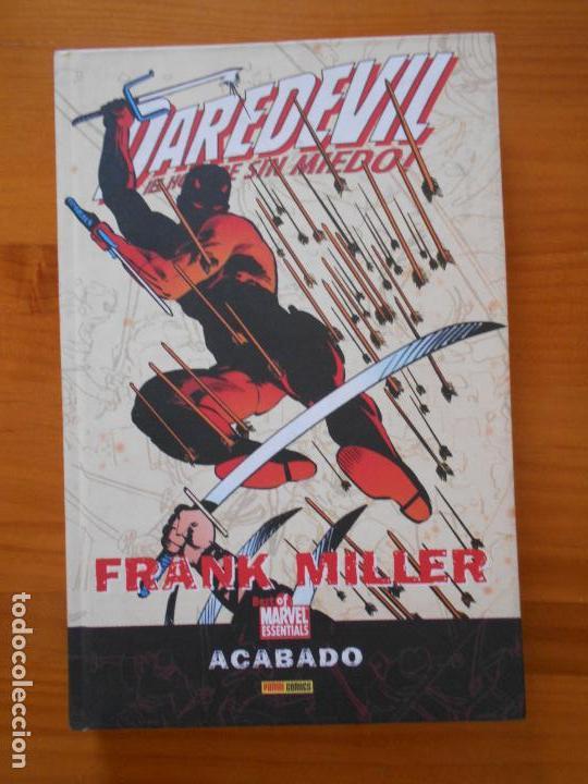 DAREDEVIL - ACABADO - FRANK MILLER - BEST OF MARVEL ESSENTIALS - PANINI - TAPA DURA (BE) (Tebeos y Comics - Panini - Marvel Comic)