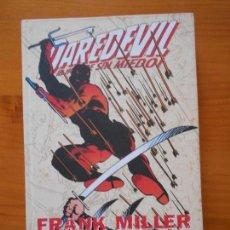 Cómics: DAREDEVIL - ACABADO - FRANK MILLER - BEST OF MARVEL ESSENTIALS - PANINI - TAPA DURA (BE). Lote 147005138