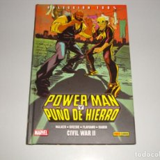 Cómics: POWER MAN Y PUÑO DE HIERRO. Lote 147086194