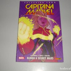 Cómics: CAPITANA MARVEL RUMBO A SECRET WARS. Lote 147086410