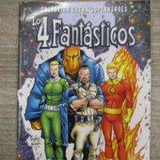 Cómics: LOS 4 FANTÁSTICOS - COLECCIÓN EXTRA SUPERHÉROES - DE IDA Y VUELTA Nº 49 - CARLOS PACHECO PANINI . Lote 147687730