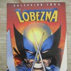Cómics: COLECCION 100% - LOBEZNA - CUATRO HERMANAS - PANINI - MARVEL. Lote 147692070