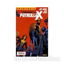 LOBEZNO Y LA PATRULLA-X (EMPIEZA CURSO) (Tebeos y Comics - Panini - Marvel Comic)