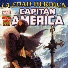 Cómics: CAPITAN AMERICA VOL.8 --- ·3 DE 99 --- PANINI 2011 --- PEDIDO MÍNIMO 10€ --- EST7/BOX1. Lote 147777526