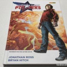 Cómics: AMERICA´S GOT POWERS - JONATHAN ROSS, BRYAN HITCH - PANINI. Lote 147945886