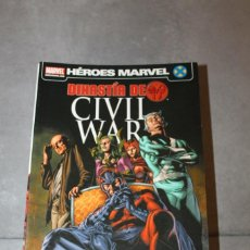 Cómics: HEROES MARVEL TOMO DINASTIA DE M CIVIL WAR PANINI. Lote 147949078
