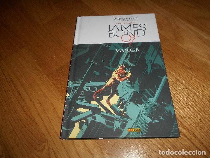 JAMES BOND 1. VARGR - WARREN ELLIS, JASON MASTERS - PANINI (Tebeos y Comics - Panini - Otros)