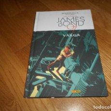Cómics: JAMES BOND 1. VARGR - WARREN ELLIS, JASON MASTERS - PANINI. Lote 147973314