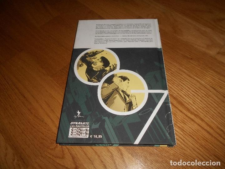 Cómics: James Bond 1. Vargr - Warren Ellis, Jason Masters - Panini - Foto 7 - 147973314