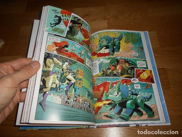 Cómics: 100% Marvel HC. Moon Girl y Dinosaurio Diabólico 2 Panini Cómics PERFECTO FONDO ALMACEN - Foto 3 - 147974818