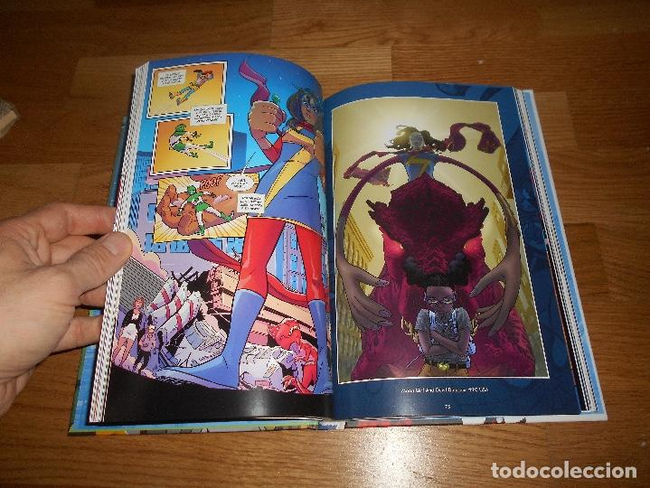 Cómics: 100% Marvel HC. Moon Girl y Dinosaurio Diabólico 2 Panini Cómics PERFECTO FONDO ALMACEN - Foto 4 - 147974818