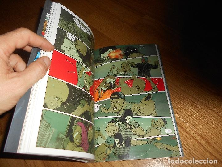 Cómics: El Castigador 6. Los Últimos Días - Edmondson - Gerads - Moritat - Panini PERFECTO RESTO DE ALMACEN - Foto 3 - 147981662